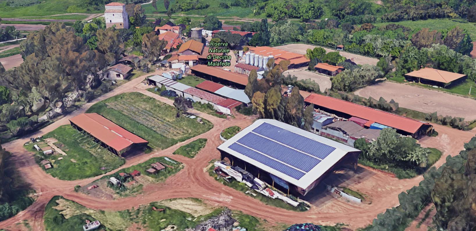 Graded Fotovoltaico Roma