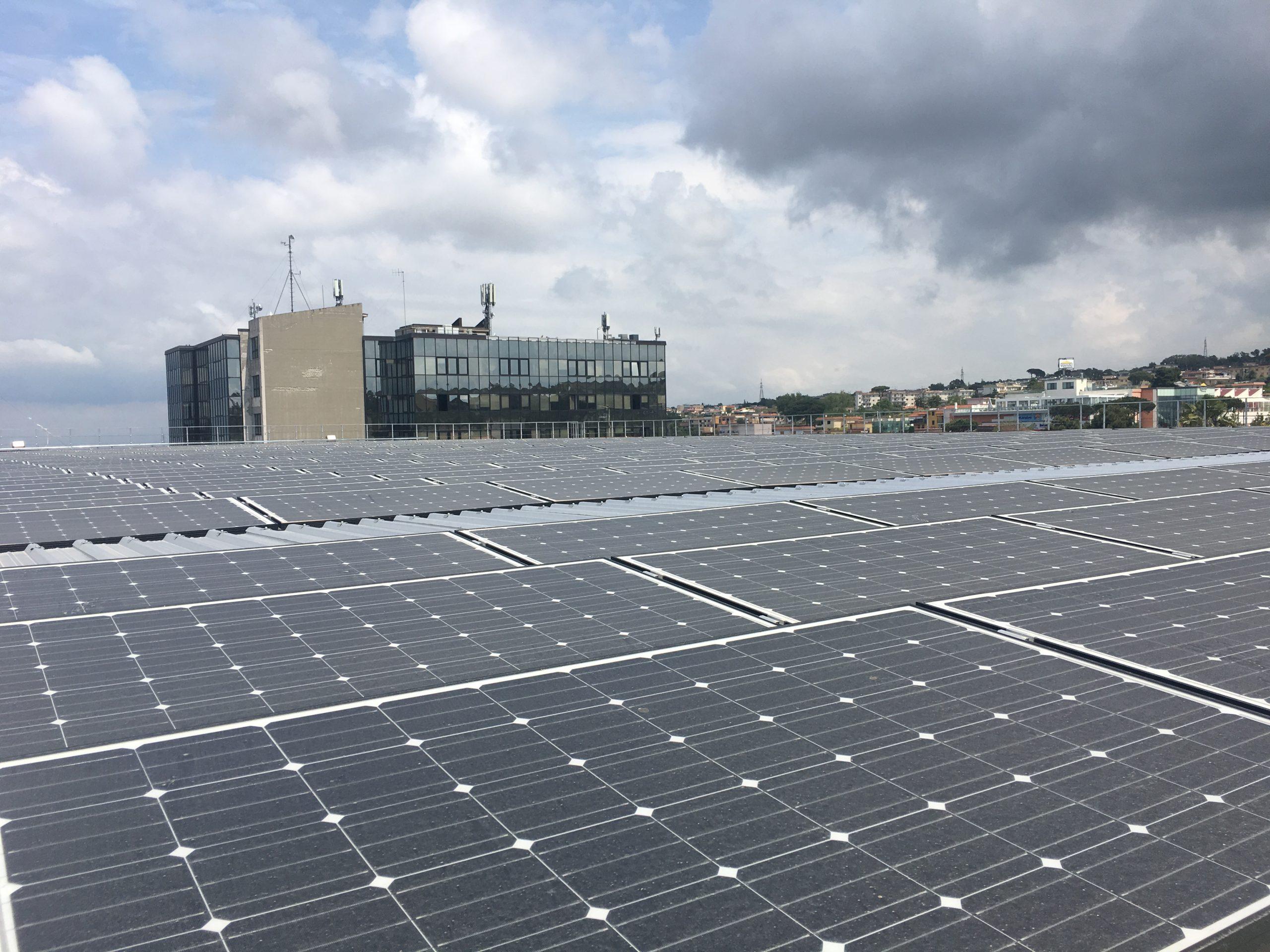 Graded Fotovoltaico