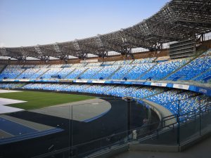 Graded Stadio San Paolo Universiadi