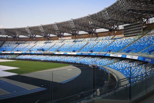 Graded Stadio San Paolo Universiadi